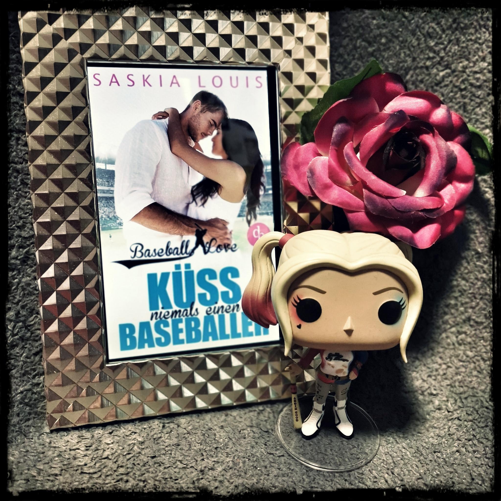 Küss niemals einen Baseballer - Cover