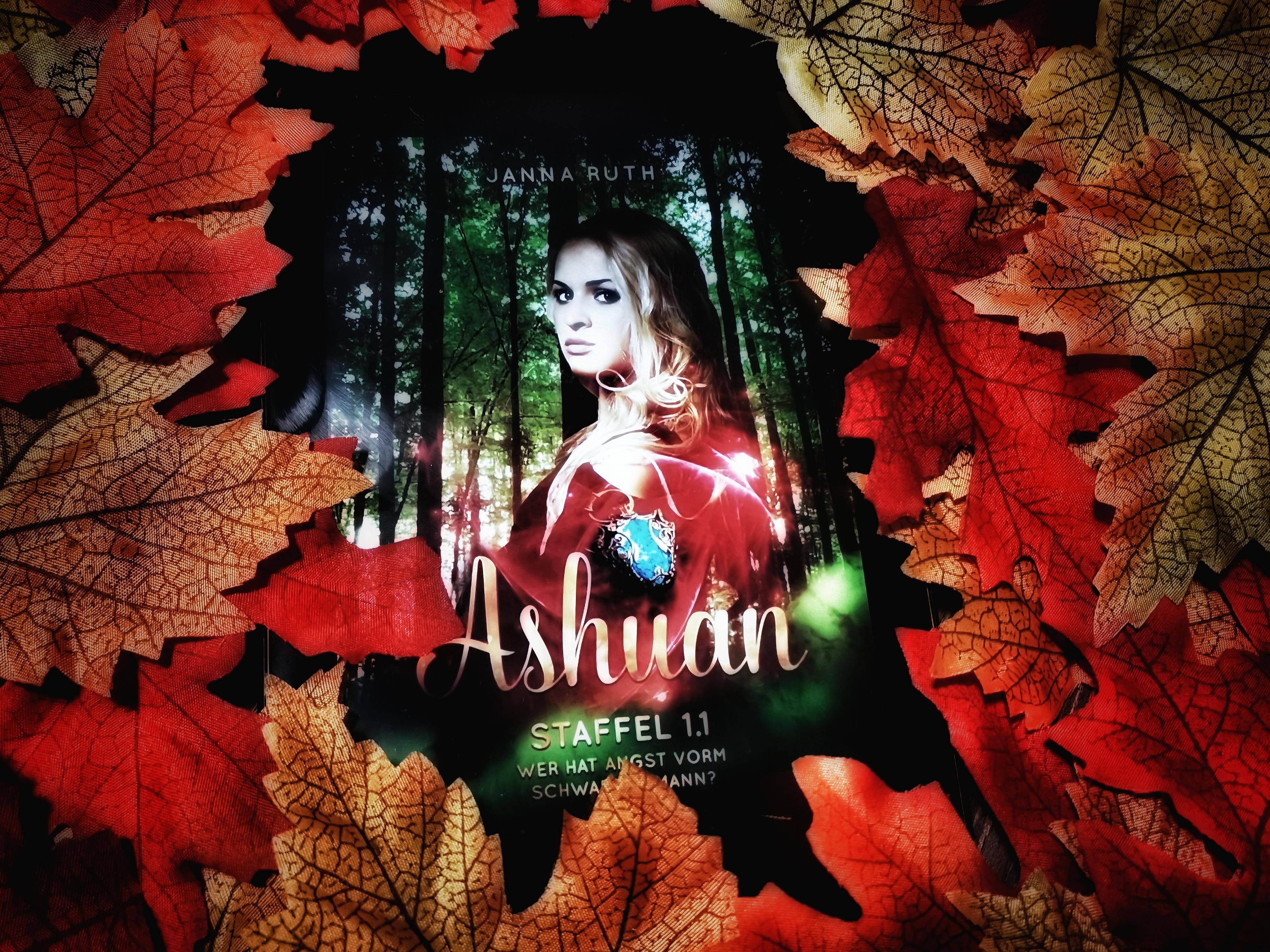Ashuan Staffel 1 Cover